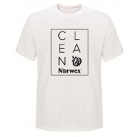 Clean T-Shirt  White