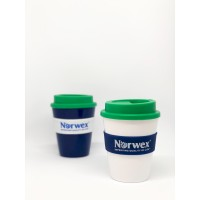 Eco Coffee On the Go Cup 356 ml Screw Top Cup