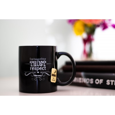 Cup - Integrity Trust Respect
