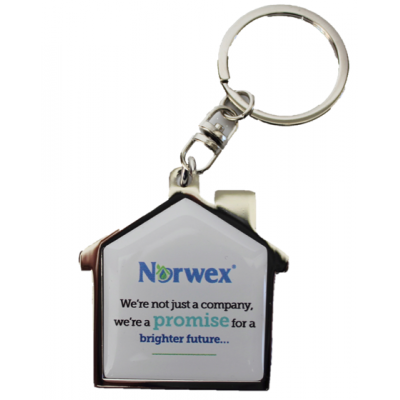 Key Ring - Promise Logo